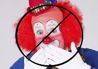 no-clowns