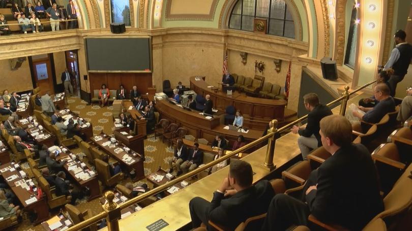 Mississippi legislature convenes Today - Kicks96news com