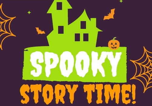 Image result for spooky storytime